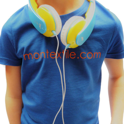 t shirt personnalisé chez montextile.com