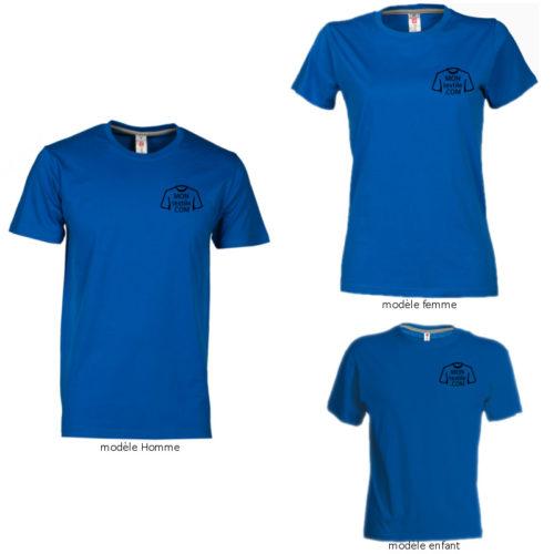 T-shirt personnalisé montextile.com
