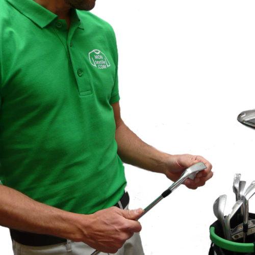 polo-personnalisé-golf