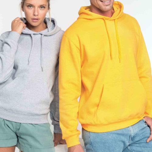 sweatshirt personnalisé classique montextile.com