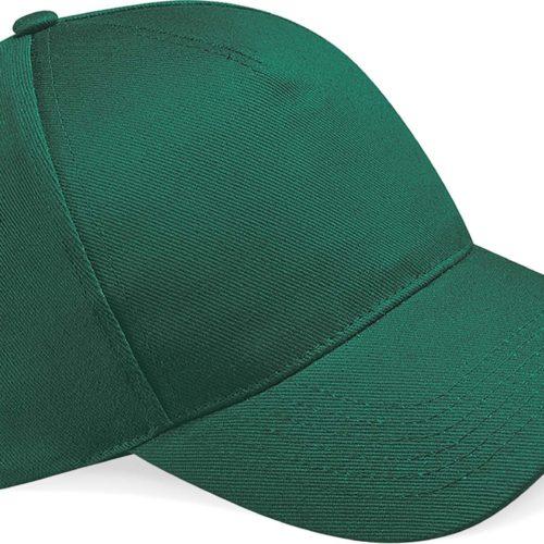 casquette brodée verte