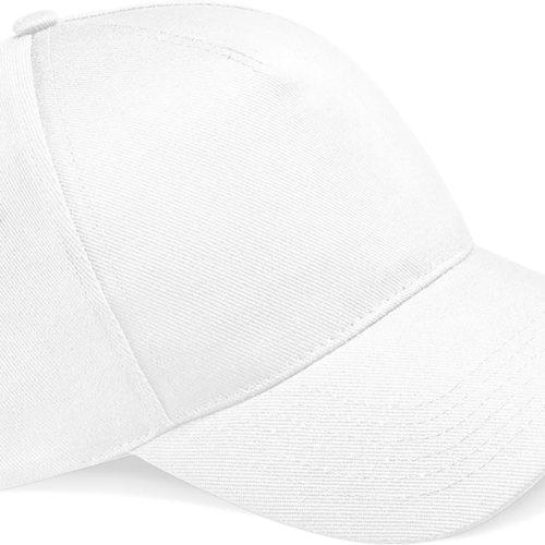 casquette brodée blanche