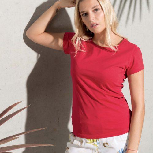 tshirt organic femme