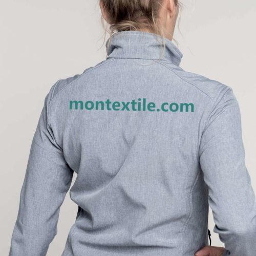 veste personnalisable femme